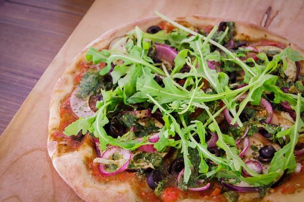 Ayurvedic Pizza