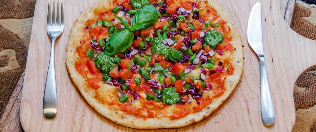 Pizza – Taste of India