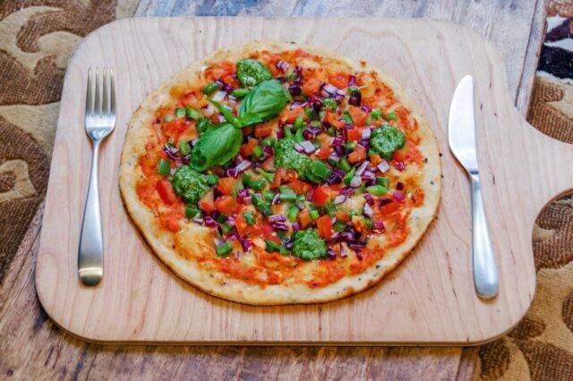 Pizza – Taste of India