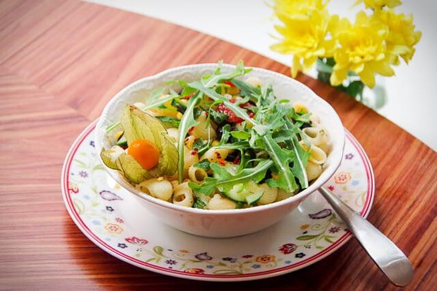 Pasta-Minze Salat