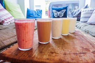 Our Lassi Line-up